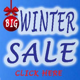 Carp Fishing Winter Sale