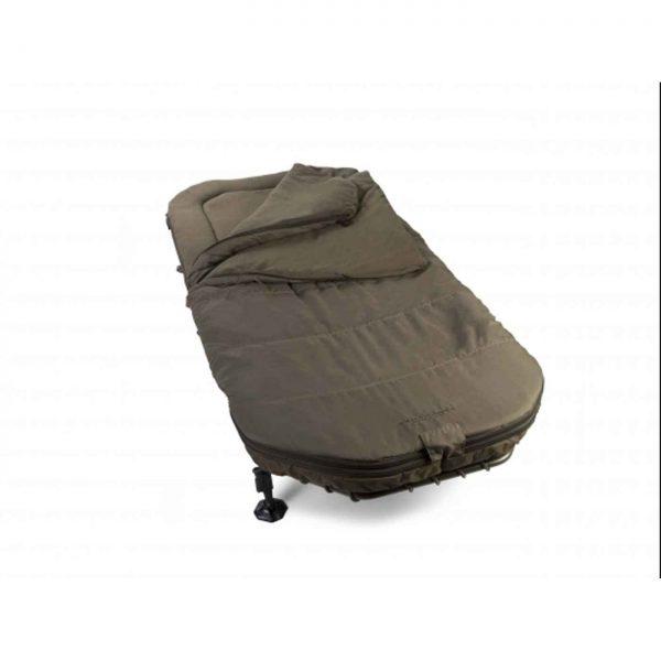 Avid Carp Benchmark Memory Foam System Bedchair *Brand New 2018*