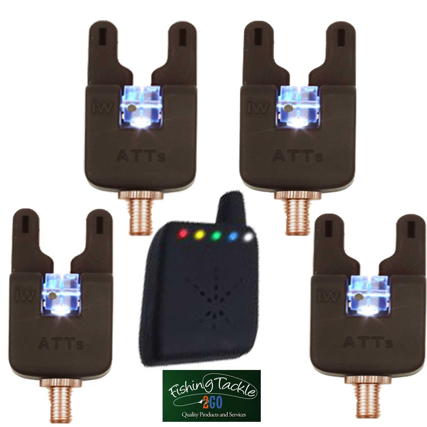 Gardner V2 ATTx ATTs Extra Transmitters Carp Coarse Fishing Receiver System