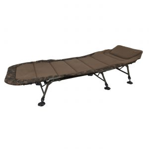 Fox R1 Camo Bedchair - Compact
