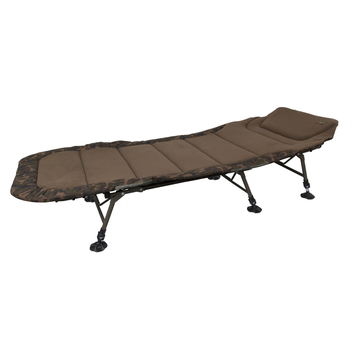 Fox R3 Camo Bedchair - X Large