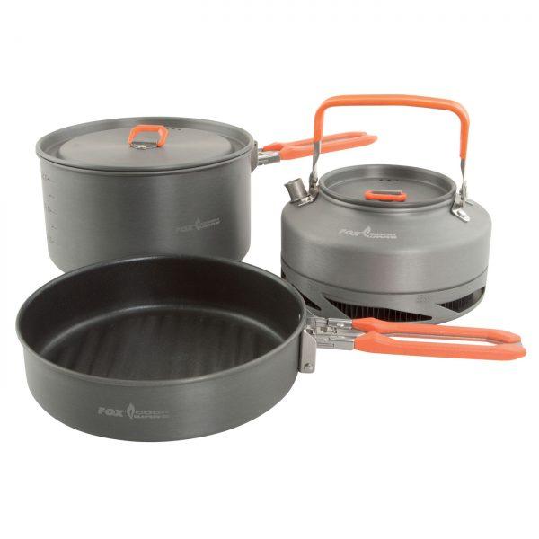 Fox Medium 3 Piece Pan Set