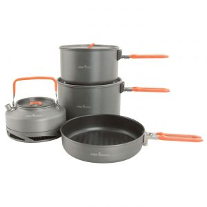 Fox Large 4 Piece Pan Set