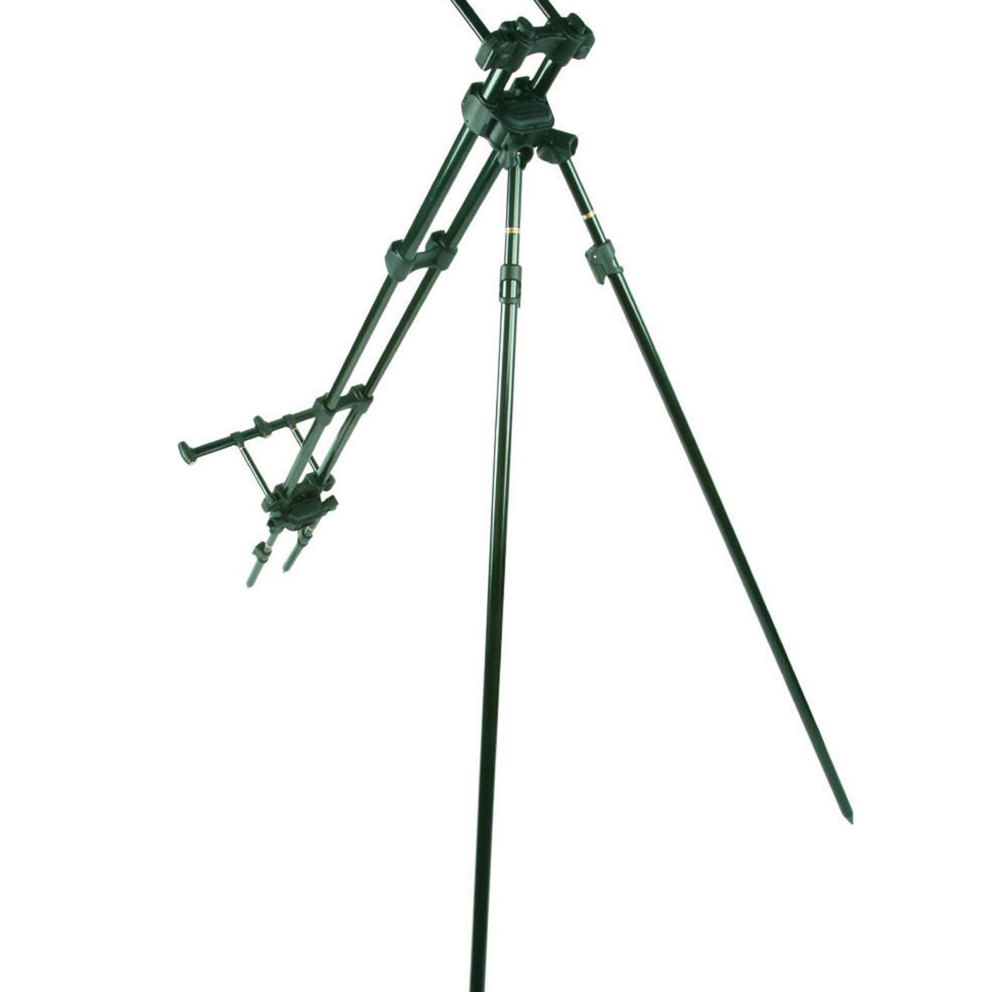 Fox Ranger Rod Pod MK11 inc Case and Buzz Bars