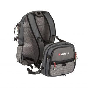 Greys Chest/ Back Pack