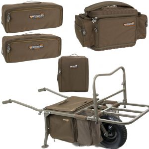 Fox Explorer Barrow Deluxe + Voyager Luggage Set