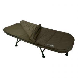 Fox Flatliter MK11 Compact System Bedchair