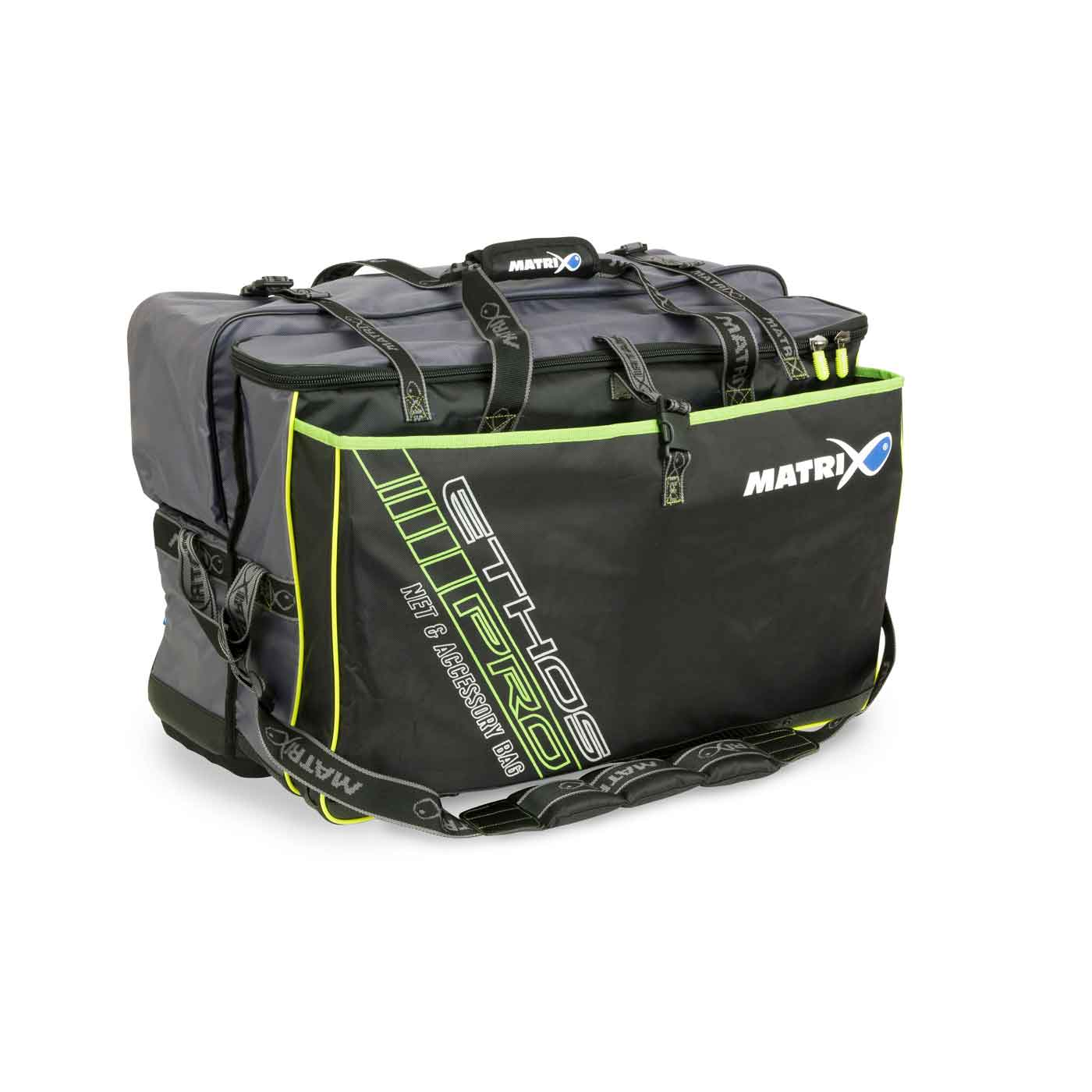 Matrix Ethos Pro Bait Net and Accessory Bag