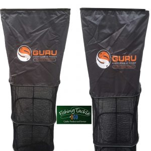 Guru Keepnets 3m Carp Match and 2.5m Silver Fish  Set