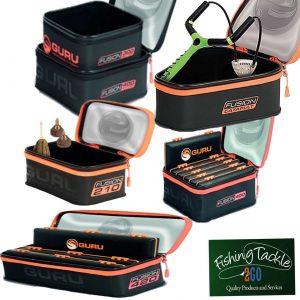 Guru Fusion EVA Luggage Set 1 (5 Pieces)