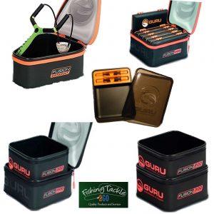 Guru Fusion EVA Luggage Set 3 - (5 pieces)