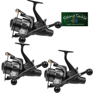 Korum Neoteric 5000 Freespool Reel -Set of 3-