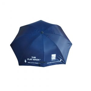 "Preston Innovations 50"" Flat Back Brolly"