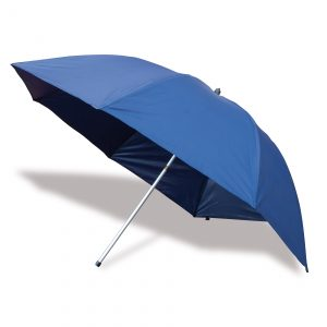 "Preston Innovations 50"" Fibreglass Flat Back Brolly"