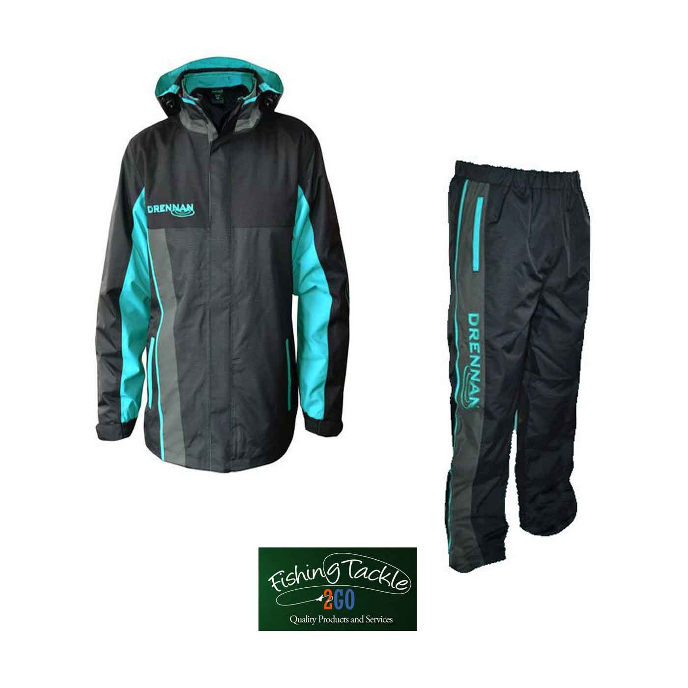Drennan Waterproof Jacket + Trousers