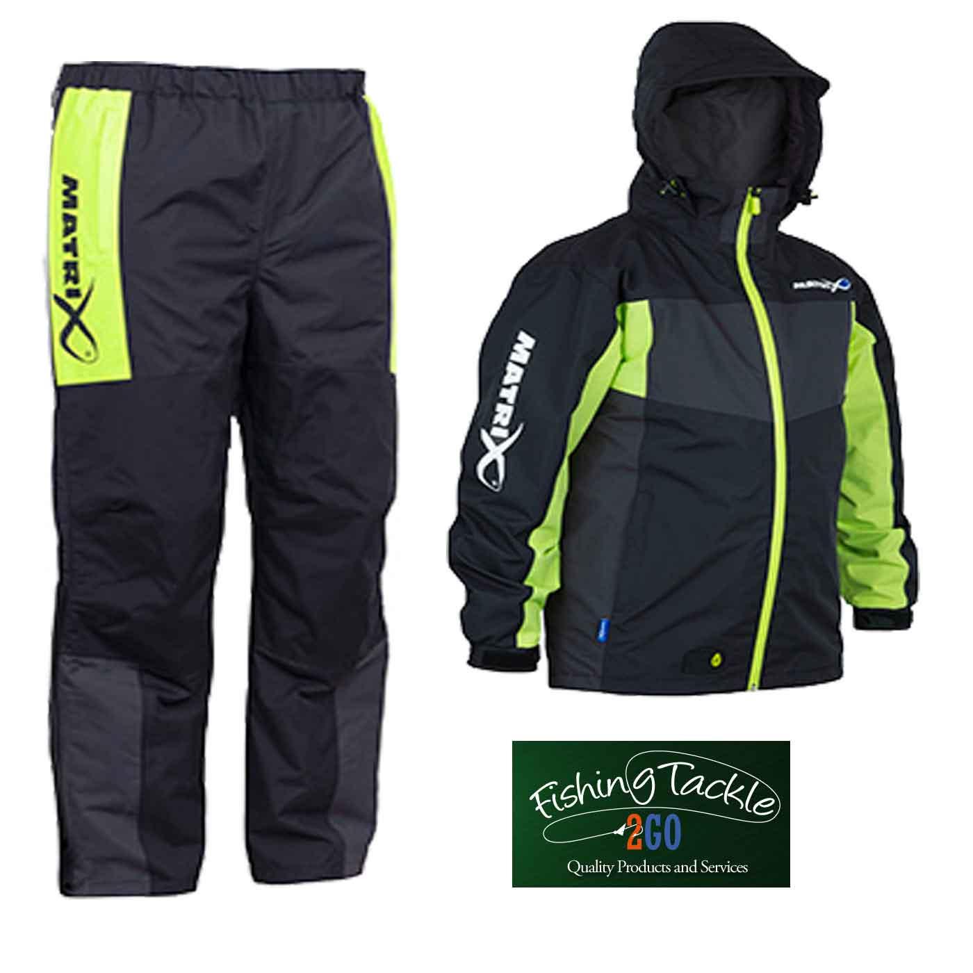Matrix Hydro RS 20K Jacket + Trousers Set