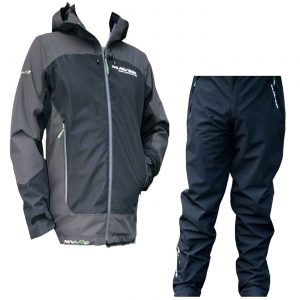 Maver MVR-10 Waterproof Jacket + Trousers (Full Suit)