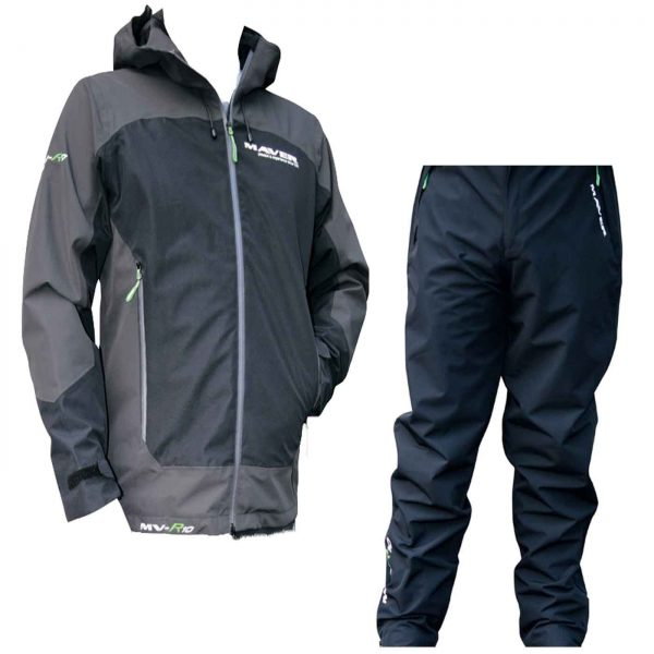 Maver MVR-10 Waterproof Jacket + Trousers (Full Suit)