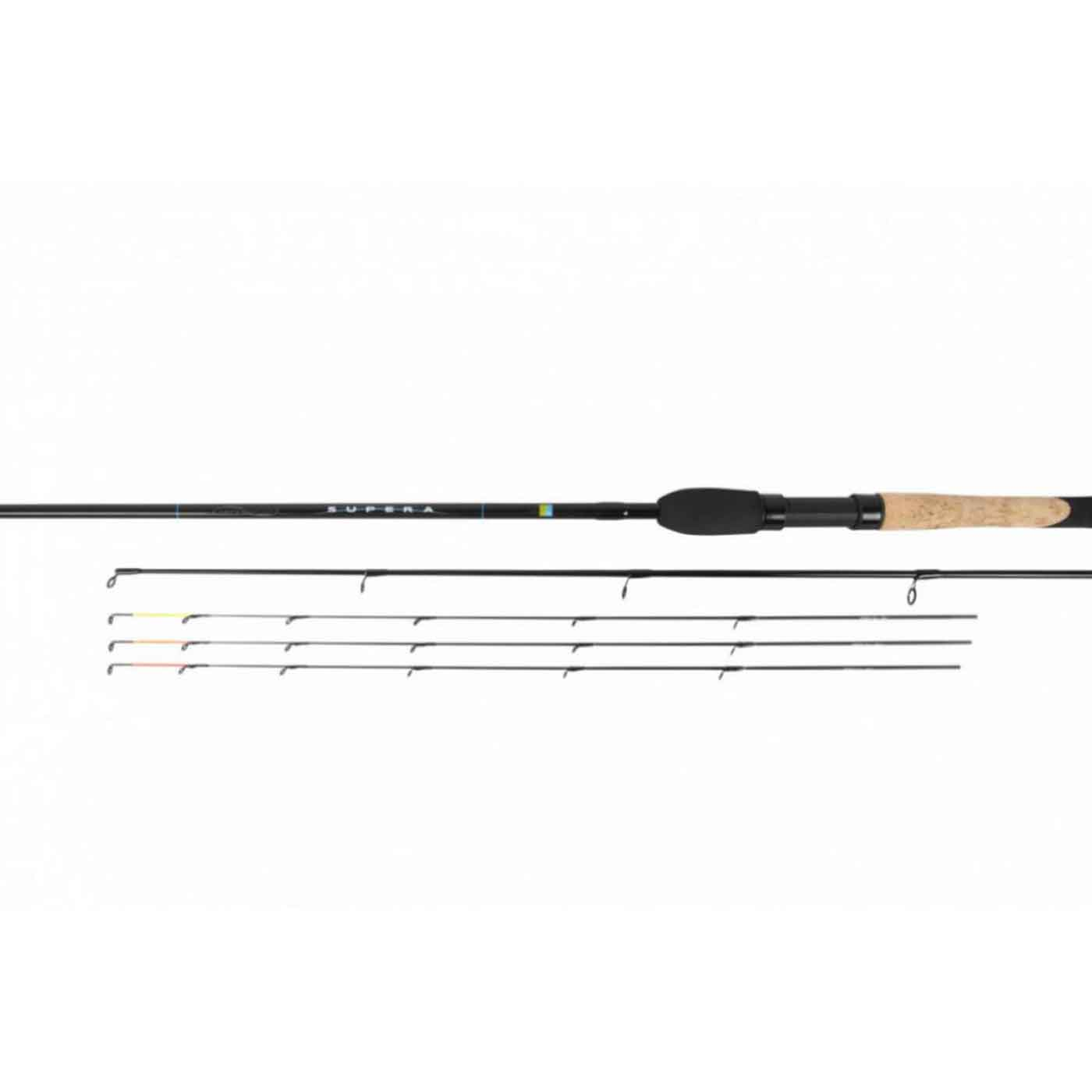 Preston Innovations Carboactive Supera 12ft 6in Feeder Rod