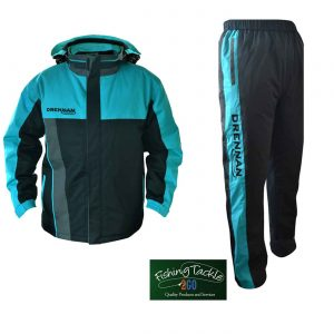 Drennan Quilted Waterproof Jacket + Trousers