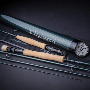 RS Fly Rod 9ft 6in 6wt 4 section Mid- Fast acton
