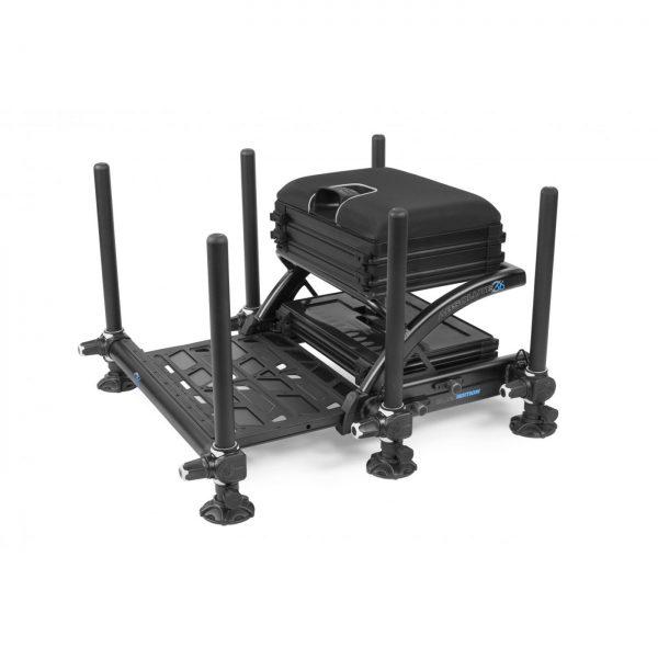 Preston Innovations Absolute 36 Black Edition Seatbox
