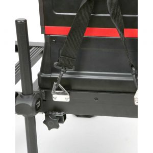 Daiwa 160 Seatbox in Red
