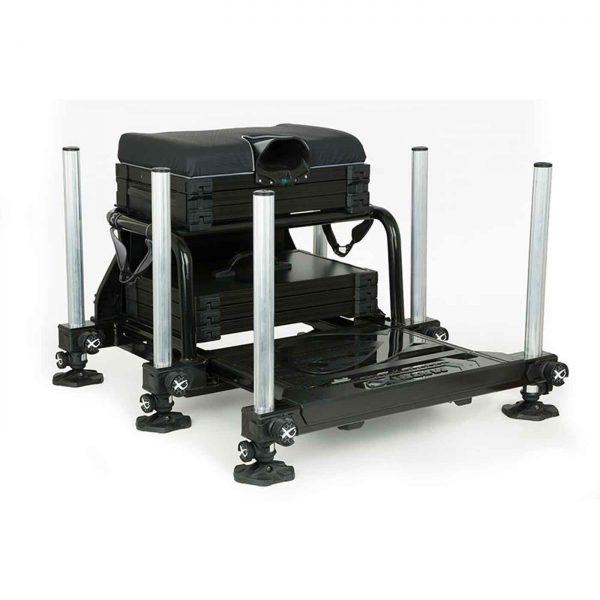 Matrix S36 Superbox Black Edition Seatbox *Brand New 2018*