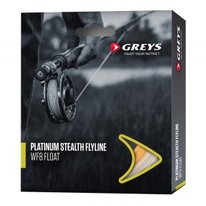 Greys Platinum Steath W/Saver wf 7