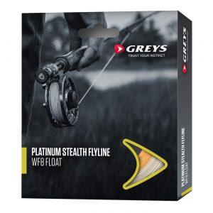 Greys Platinum stealth Intermediate  wf 8 sr1.5