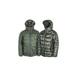 Nash Tackle ZT Re-Verse Hybrid Down Jacket *New 2018*