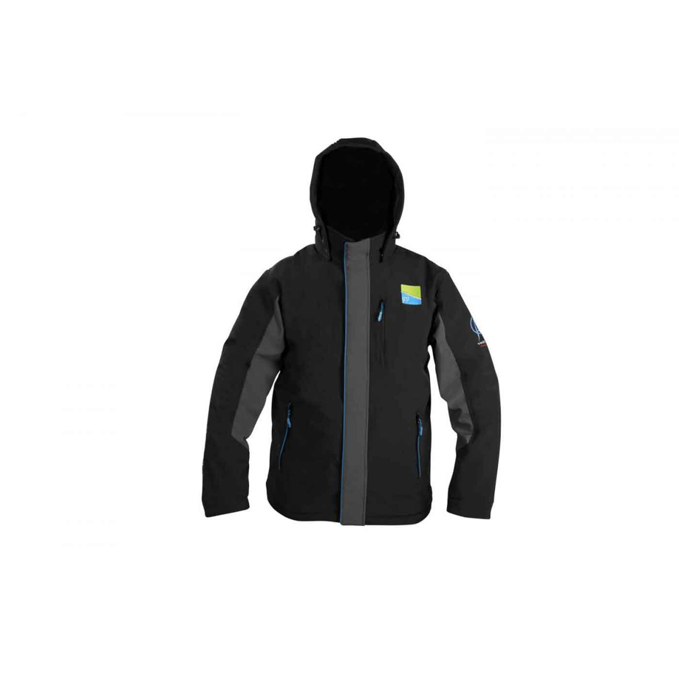 Preston Innovations Soft Shell Hooded Fleece Jacket