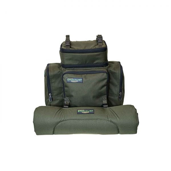 Drennan Specialist Rucksack Small 30 Ltr + Compact Unhooking Mat