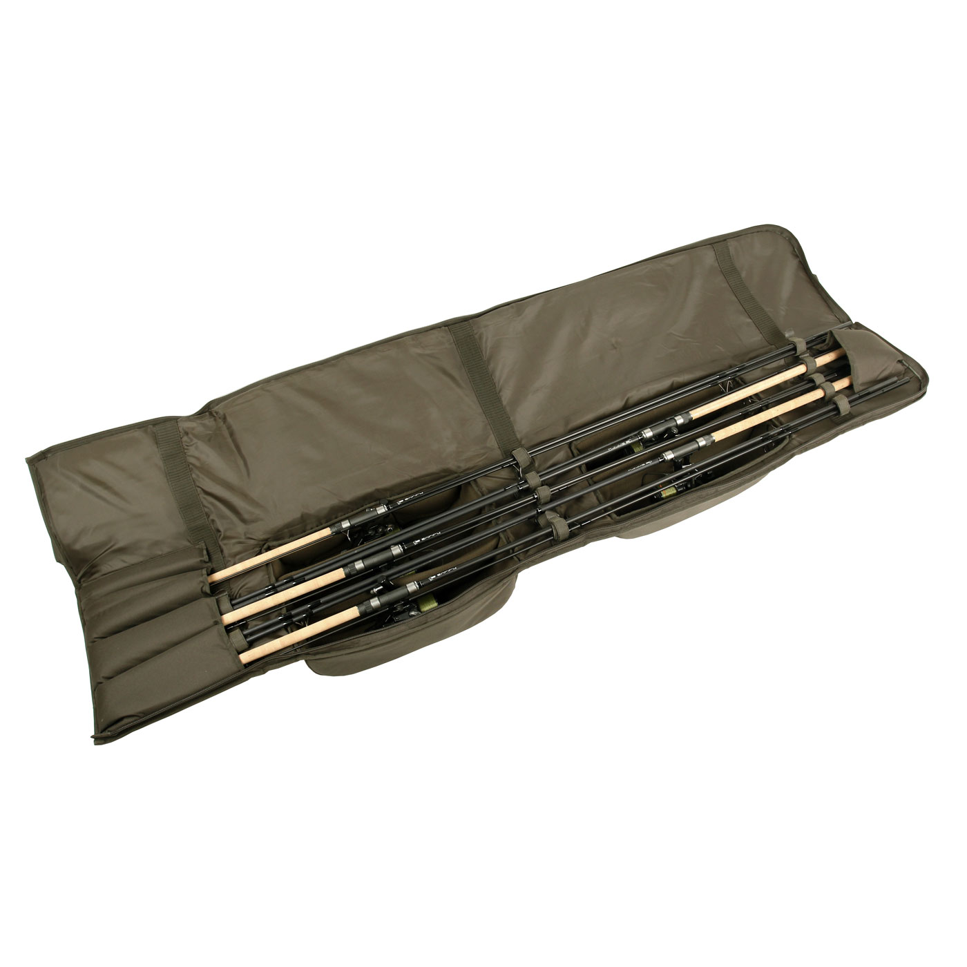 Nash Apache Speed  12ft 5 rod (5 tackled up rods)