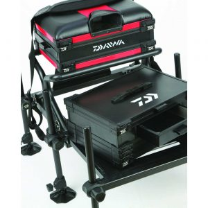 Daiwa Tournament X 250 Seatbox in Red