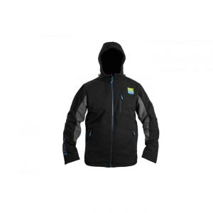 Preston Innovations Windproof Hooded Fleece Jacket *Brand New 2018*
