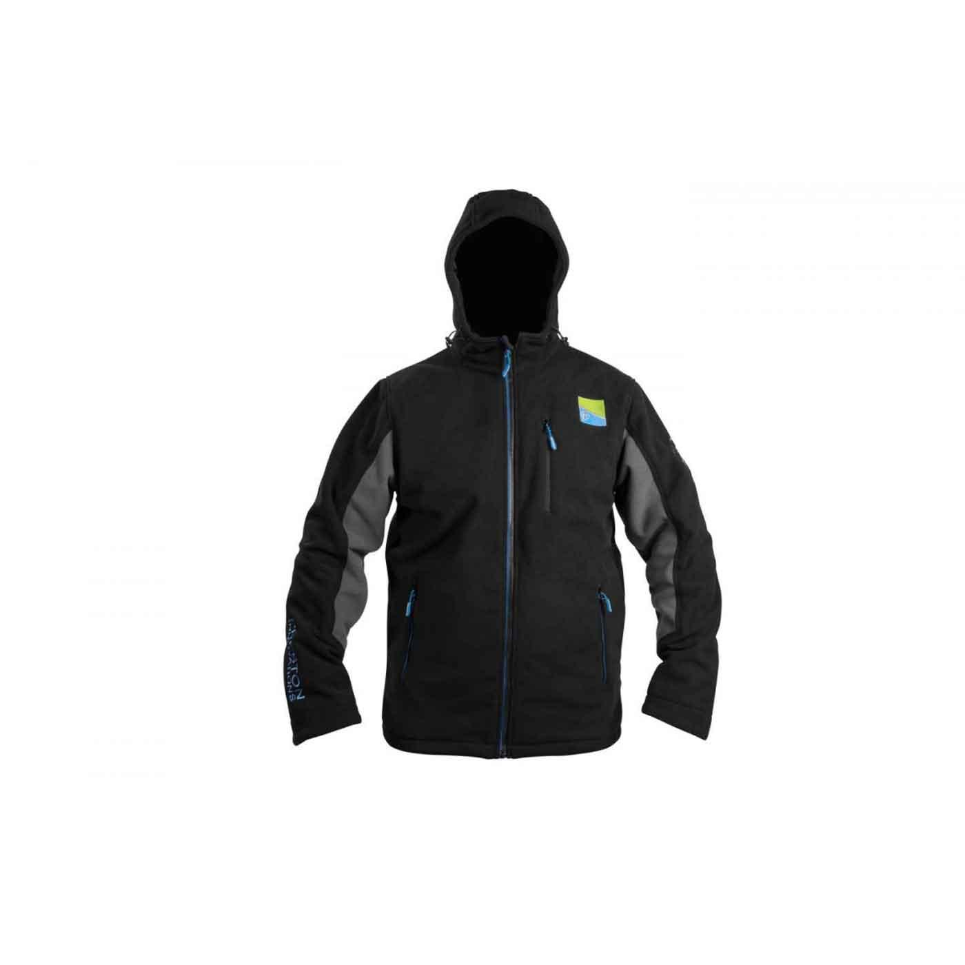 Preston Innovations Windproof Hooded Fleece Jacket