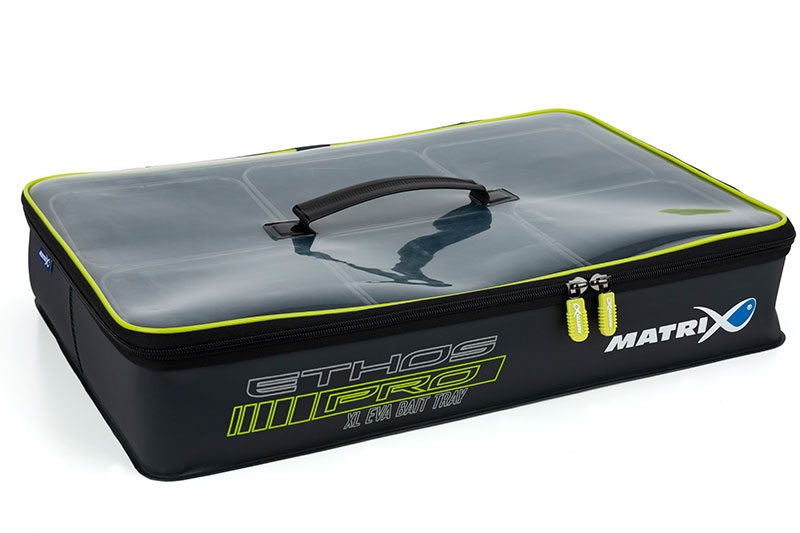 Matrix Ethos pro XL Bait tray inc 6 tubs