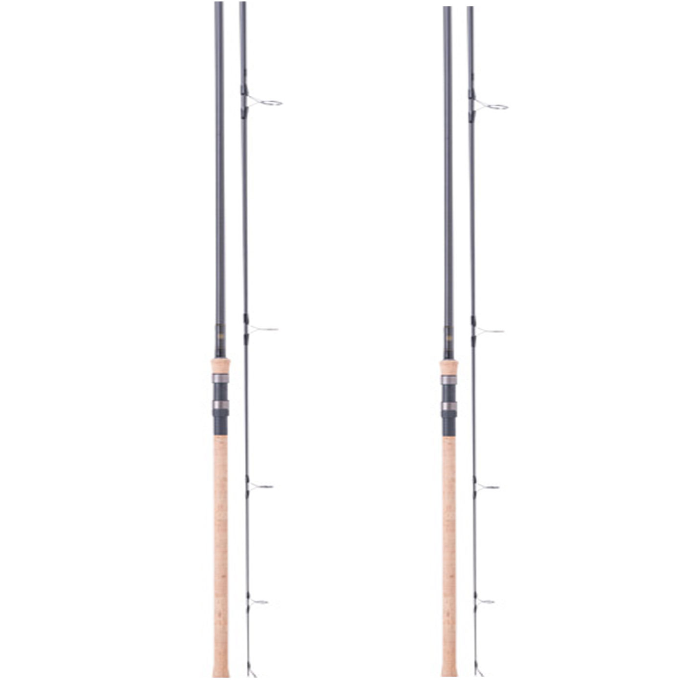 Wychwood Extremis FC 12ft 3.25lb T.C Cork Handle Carp Rod -Set of 2-