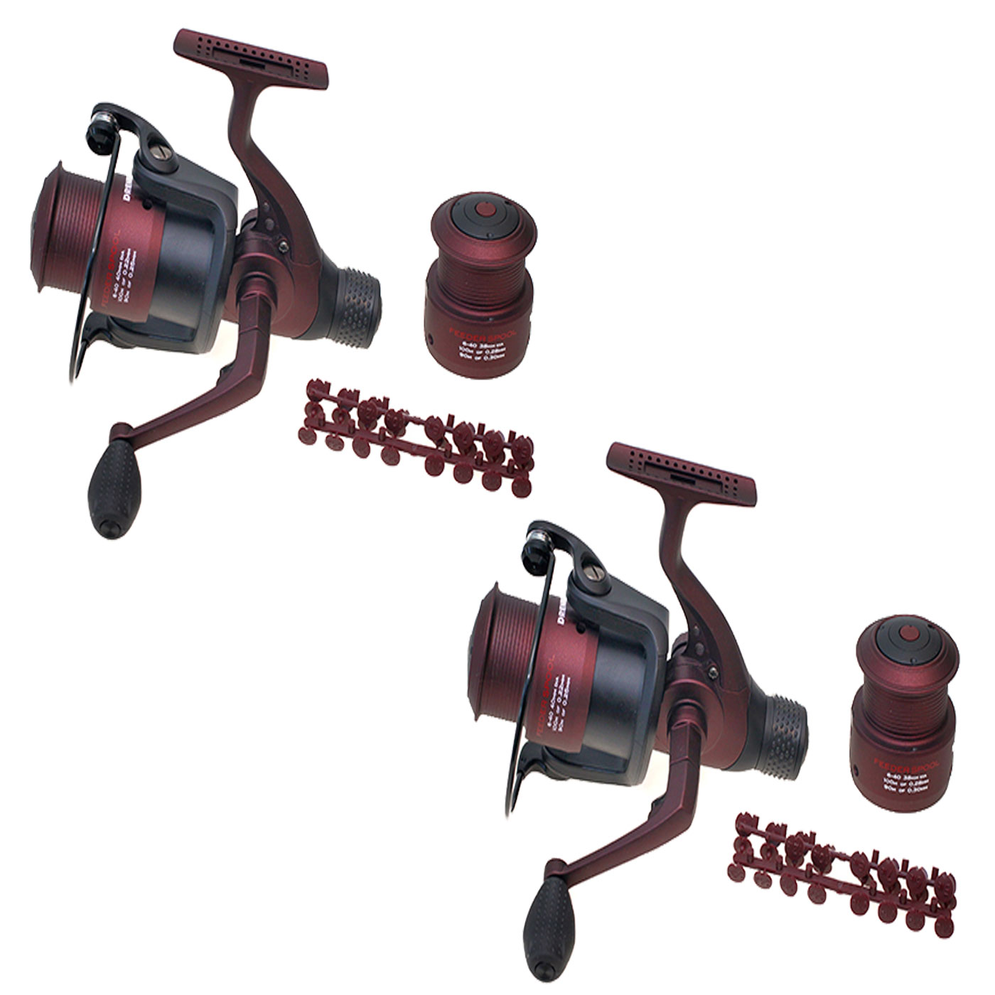 Drennan Series 7 Big Feeder Reel